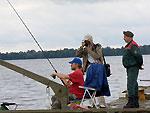 спортивная рыбалка петь